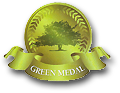 Town of Wake Forest's Corporate Green Medal Award